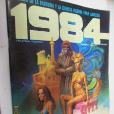 Cómics: 1984 EL COMIC DE LA FANTASIA Y LA CIENCIA FICCION PARA ADULTOS Nº 32- 1980 . Lote 145932574