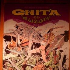 Cómics: COMIC - GHITA DE ALIZARR - VOLUMEN 2 - (FRANK THORNE) TOUTAIN, 1991. Lote 146008850