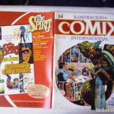 Comics : COMICS: COMIX INTERNACIONAL Nº 14 (ABLN). Lote 146043338