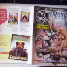 Cómics: COMICS: COMIX INTERNACIONAL Nº 56 (ABLN). Lote 146044838