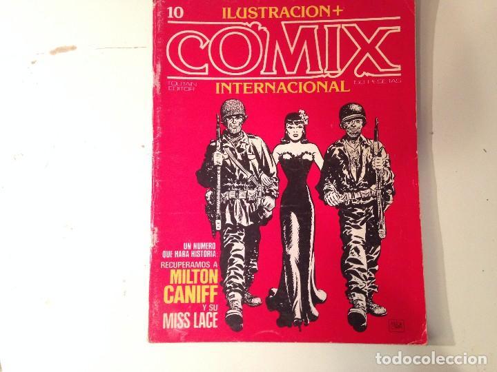 Cómics: Comix internacional Lote 57 ejemplares - Foto 6 - 146283014