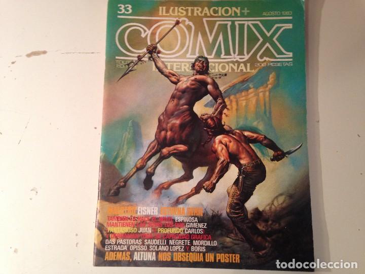 Cómics: Comix internacional Lote 57 ejemplares - Foto 12 - 146283014