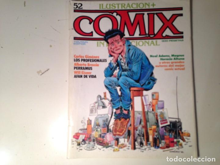 Cómics: Comix internacional Lote 57 ejemplares - Foto 19 - 146283014