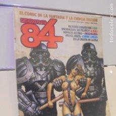 Cómics: REVISTA DE FANTASIA Y CIENCIA FICCION ZONA 84 Nº 63 - TOUTAIN -. Lote 146555218