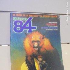 Cómics: REVISTA DE FANTASIA Y CIENCIA FICCION ZONA 84 Nº 39 - TOUTAIN -. Lote 146555538