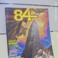 Cómics: REVISTA DE FANTASIA Y CIENCIA FICCION ZONA 84 Nº 9 - TOUTAIN -. Lote 146555778
