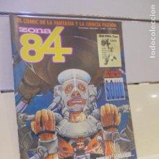 Cómics: REVISTA DE FANTASIA Y CIENCIA FICCION ZONA 84 Nº 69 - TOUTAIN -. Lote 146558166