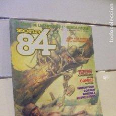 Cómics: REVISTA DE FANTASIA Y CIENCIA FICCION ZONA 84 Nº 68 - TOUTAIN -. Lote 146558710