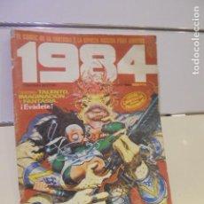 Cómics: REVISTA DE FANTASIA Y CIENCIA FICCION ZONA 84 Nº 52 - TOUTAIN -. Lote 146559378