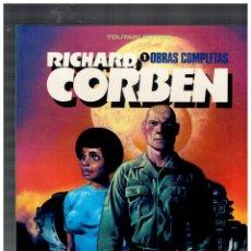 Cómics: RICHARD CORBEN -OBRAS COMPLETAS- Nº 1. PRIMERA EDICIÓN,1984. EXCELENTE.. Lote 146686462