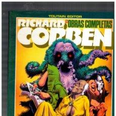 Cómics: RICHARD CORBEN -OBRAS COMPLETAS- Nº 5. PRIMERA EDICIÓN,1985. MUY BUENO.. Lote 146686930