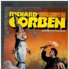 Cómics: RICHARD CORBEN -OBRAS COMPLETAS- Nº 9. PRIMERA EDICIÓN,1989. EXCELENTE.. Lote 146687154