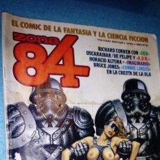 Cómics: ZONA 84 EL CÓMIC DE LA FANTASÍA Y LA CIENCIA FICCIÓN Nº 63 - TOUTAIN.. Lote 146702426