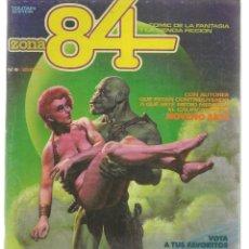 Cómics: ZONA 84. Nº 6. TOUTAIN, EDITOR. (ST/C86). Lote 146872926