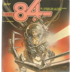 Cómics: ZONA 84. Nº 7. TOUTAIN, EDITOR. (ST/C86). Lote 146873854