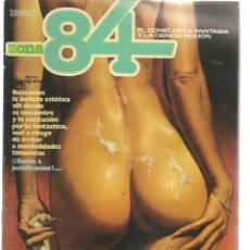 Cómics: ZONA 84. Nº 11. TOUTAIN, EDITOR. (ST/C86). Lote 146874034