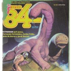 Cómics: ZONA 84. Nº 13. TOUTAIN, EDITOR. (ST/C86). Lote 146874834
