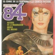 Cómics: ZONA 84. Nº 30. TOUTAIN, EDITOR. (ST/C86). Lote 146875034