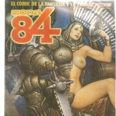 Cómics: ZONA 84. Nº 32. TOUTAIN, EDITOR. (ST/C86). Lote 146875594