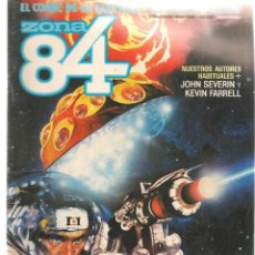 Cómics: ZONA 84. Nº 33. TOUTAIN, EDITOR. (ST/C86). Lote 146875694