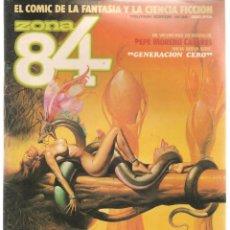 Cómics: ZONA 84. Nº 34. TOUTAIN, EDITOR. (ST/C86). Lote 146875818