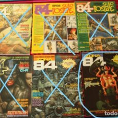 Cómics: ZONA 84 NÚMERO 95. TOUTAIN IMPECABLE. MUY DIFÍCIL DE CONSEGUIR. Lote 146893062