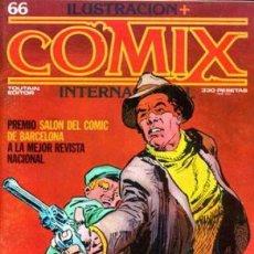 Cómics: ILUSTRACIÓN+COMIX INTERNACIONAL-Nº 66 -SEPT.-1986 -EISNER-ANTONIO PARRAS-BRECCIA-BUENO-9980. Lote 146947698