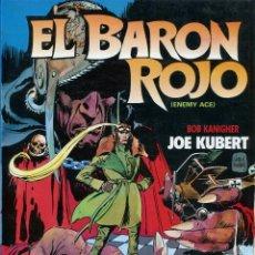 Cómics: EL BARÓN ROJO (ENEMY ACE) - TOUTAIN / NÚMERO ÚNICO. Lote 146979674