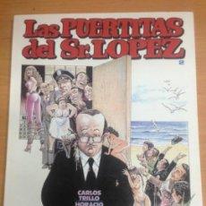 Cómics: COMIC CARTONE LAS PUERTITAS DEL SR LOPEZ Nº2 CARLOS TRILL/ HORACIO ALTUNA NUEVO SIN USO. Lote 205767777