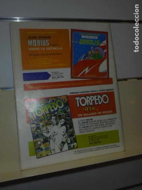 Comics: ILUSTRACION MAS COMIX INTERNACIONAL Nº 67 - TOUTAIN - OCASION - - Foto 2 - 147383522