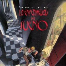 Comics: LA ENFERMEDAD DEL SUEÑO - TOUTAIN / NÚMERO ÚNICO. Lote 147581190