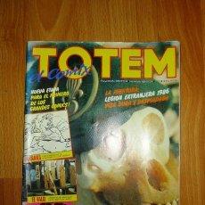 Cómics: TOTEM : EL COMIX. NUEVA ÉPOCA ; Nº 1. Lote 147582486