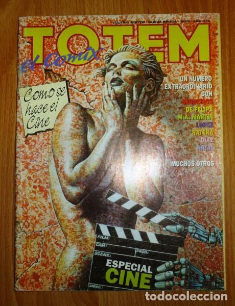 TOTEM : EL COMIX. NUEVA ÉPOCA ; Nº 65 (Tebeos y Comics - Toutain - Otros)
