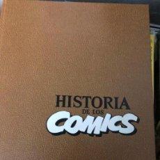 Cómics: HISTORIA DE LOS COMICS 1-4 (COMPLETA), TOUTAIN EDITOR. Lote 147593086