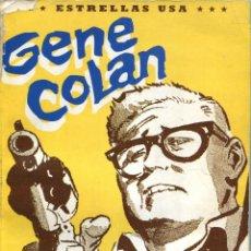 Cómics: ESTRELLAS USA. GENE COLAN - TOUTAIN / NÚMERO ÚNICO. Lote 147670134