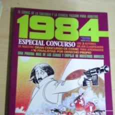 Cómics: 1984 ESPECIAL CONCURSO ( 1984 ). Lote 148094714