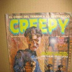 Cómics: CREEPY Nº 69. TOUTAIN EDITOR.. Lote 148150682