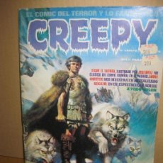 Cómics: CREEPY Nº 20 TOUTAIN EDITOR.. Lote 148150966