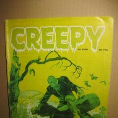 Cómics: CREEPY Nº 2 DOS. TOUTAIN EDITOR.. Lote 148151098