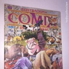 Cómics: COMIX INTERNACIONAL - NUMERO 61 - TOUTAIN. Lote 148156338