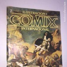 Cómics: COMIX INTERNACIONAL - NUMERO 2 - TOUTAIN. Lote 148156618