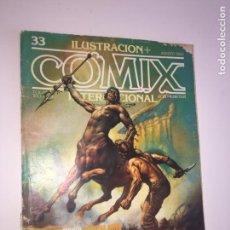 Cómics: COMIX INTERNACIONAL - NUMERO 33 - TOUTAIN. Lote 148157610