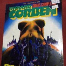 Cómics: TOUTAIN RICHARD CORBEN OBRAS COMPLETAS NUMERO 3 MUY BUEN ESTADO. Lote 148469370