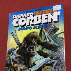 Cómics: TOUTAIN RICHARD CORBEN OBRAS COMPLETAS NUMERO 8 MUY BUEN ESTADO. Lote 148469818