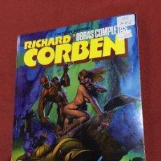 Cómics: TOUTAIN RICHARD CORBEN OBRAS COMPLETAS NUMERO 11 MUY BUEN ESTADO. Lote 148470082