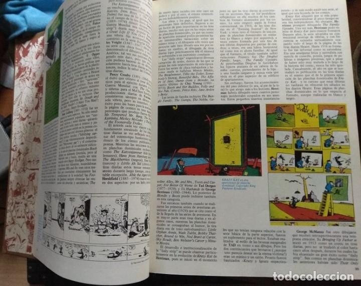 Cómics: HISTORIA DE LOS COMICS 4 TOMOS. COMPLETA. AÑO 1982 - Foto 4 - 141868334