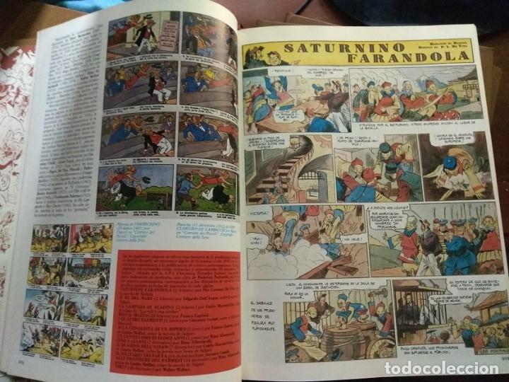 Cómics: HISTORIA DE LOS COMICS 4 TOMOS. COMPLETA. AÑO 1982 - Foto 6 - 141868334