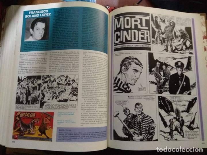 Cómics: HISTORIA DE LOS COMICS 4 TOMOS. COMPLETA. AÑO 1982 - Foto 7 - 141868334