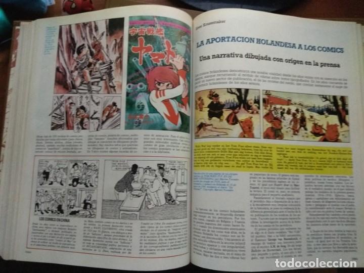 Cómics: HISTORIA DE LOS COMICS 4 TOMOS. COMPLETA. AÑO 1982 - Foto 9 - 141868334