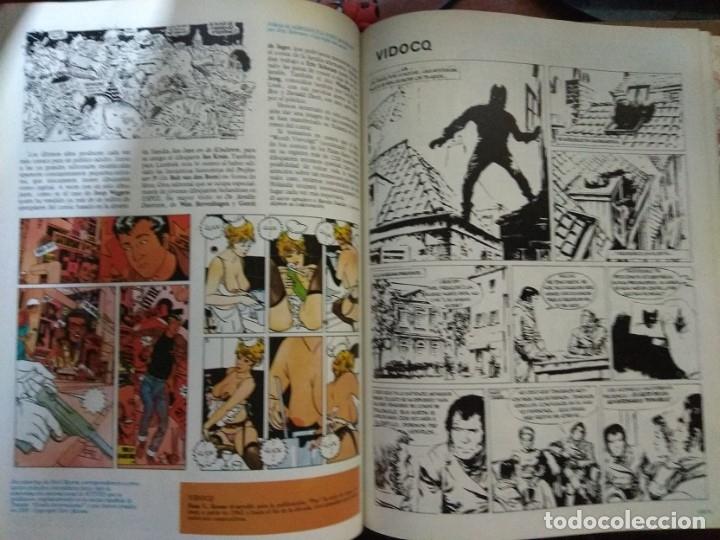 Cómics: HISTORIA DE LOS COMICS 4 TOMOS. COMPLETA. AÑO 1982 - Foto 12 - 141868334